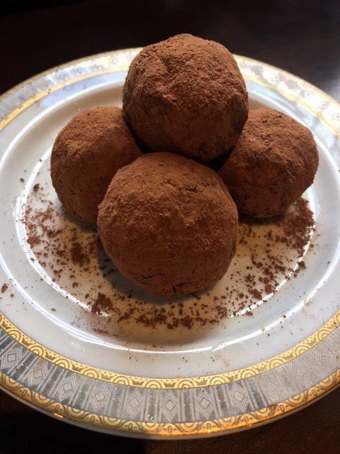How To Make Sugar-Free Chocolate Truffles
